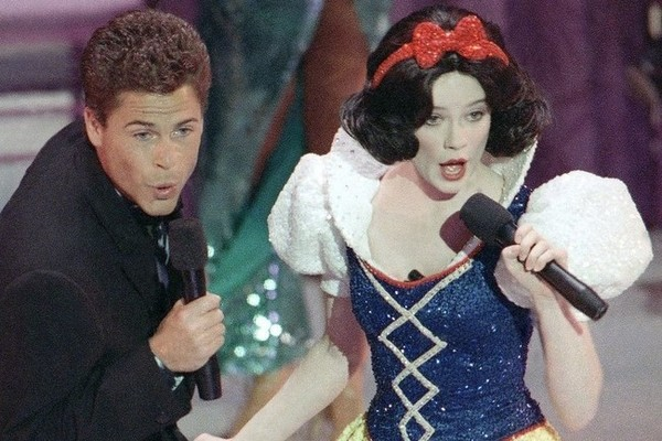 Rob Lowe and the Pitiful Snow White