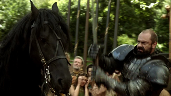 The Mountain's Horse - The Best Deaths from 'Game of ...