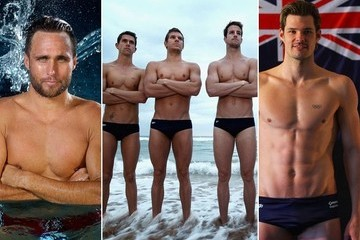 Why Australian Swimmers are So Incredibly Hot