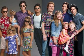 6 Questions Raised by the Cheap Knockoff Cast of Lifetime's 'Full House' Movie