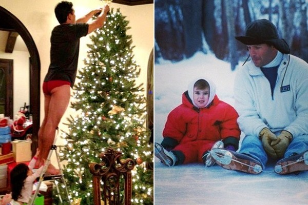 The Most Awkward Celebrity Family Photos