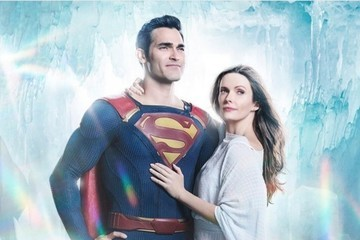 See The First Pic Of Superman And Lois Lane From The CW's 'Elseworlds' Crossover
