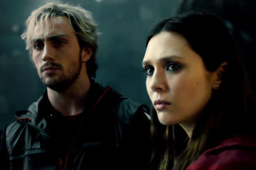 Quicksilver Speaks in New 'Age of Ultron' TV Spot