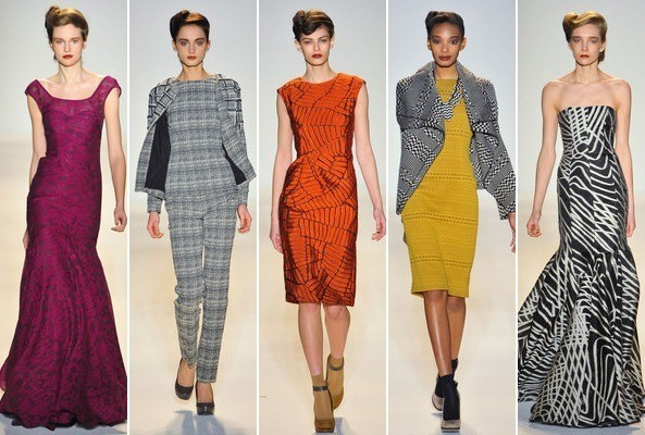 The Study of Architecture: Lela Rose Fall 2012