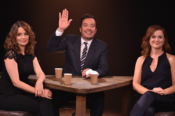 Tina Fey and Amy Poehler Make a Surprise Appearance on the 'Tonight Show'