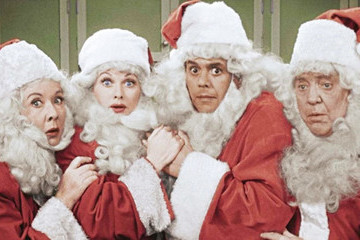 Are Holiday TV Specials Simply Marketing In Disguise?