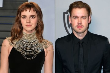 For Today's Installment Of 'Random-As-Hell Couples,' We Bring You Emma Watson And 'Glee's Chord Overstreet