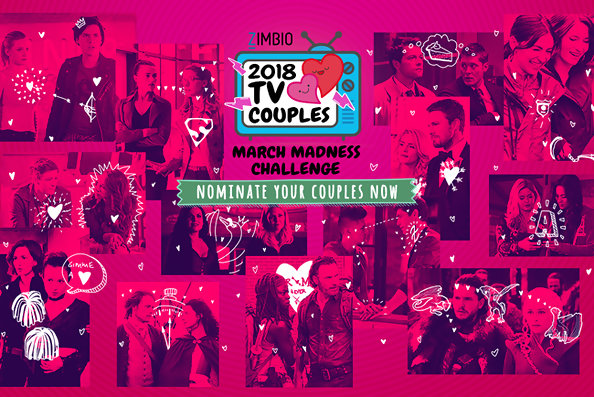 2018 TV Couples March Madness Challenge: Nominate Your Favorite Couples Now!
