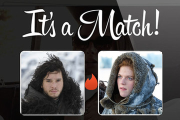 What Would 'Game of Thrones' Be Like If Westeros Had Tinder?