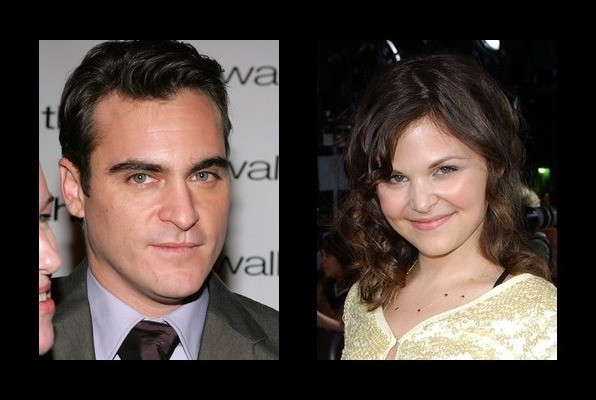 Joaquin Phoenix was rumored to be with Ginnifer Goodwin