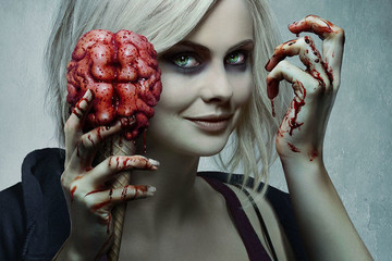 'iZombie' Cast Teases What's Ahead for Liv and Friends After Discovery Day