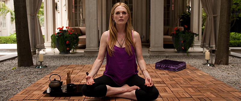 Julianne Moore in 'Maps to the Stars.'