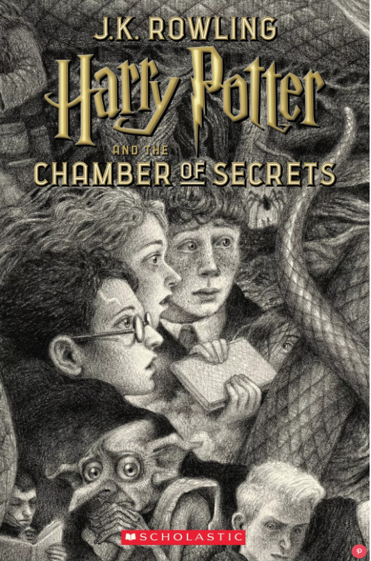 All Seven 'Harry Potter' Books Will Get New 20th Anniversary Covers