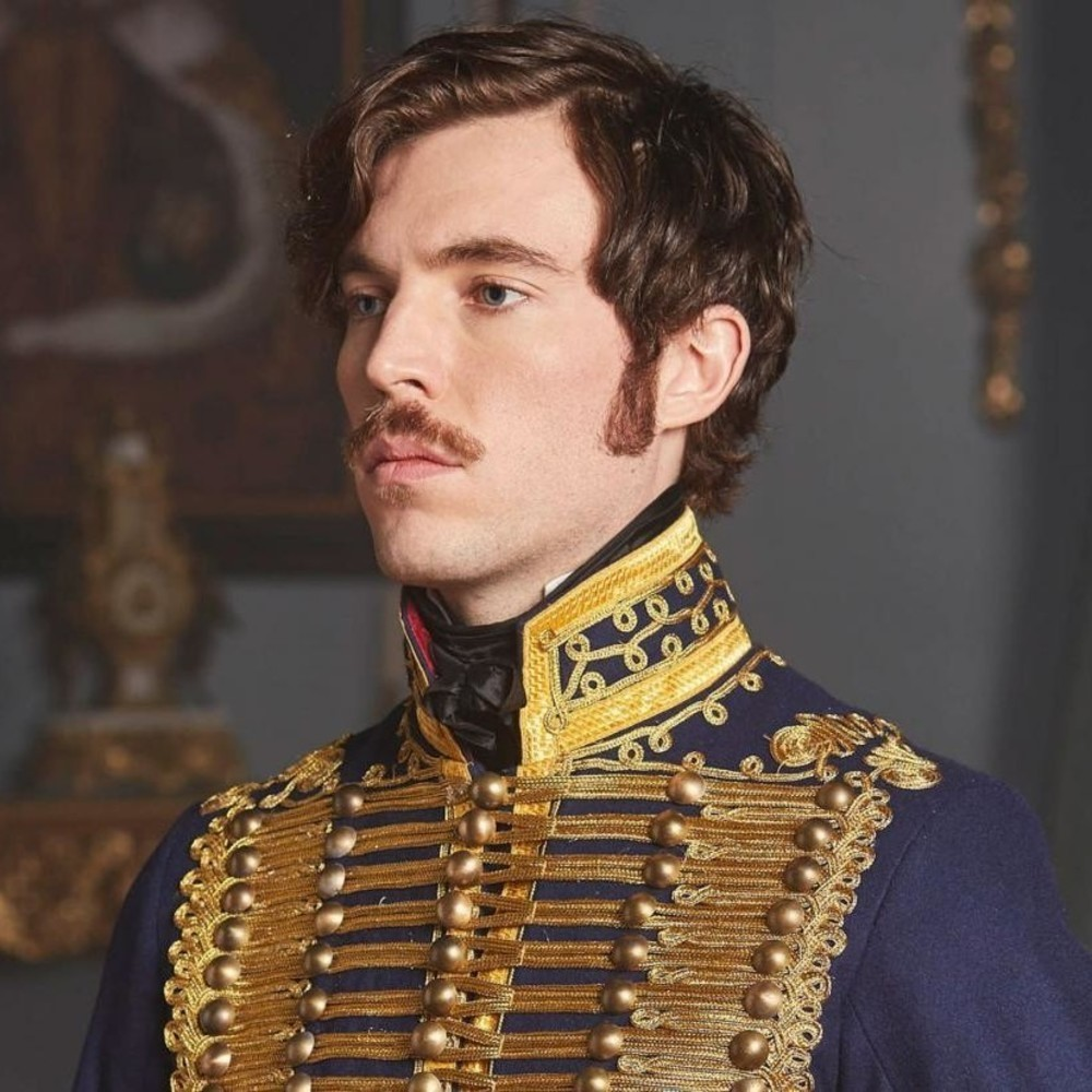Tom Hughes As Prince Albert The Cast Of Victoria