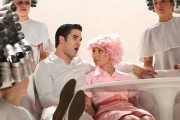 'Glee' New Photos - 'Grease' Sneak Peek