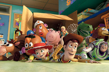 Someone Brilliantly Recreated Andy's Room from 'Toy Story'