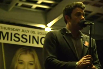 Here's a First Look at David Fincher's 'Gone Girl' Adaptation