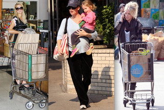 Grocery Shopping with the Stars