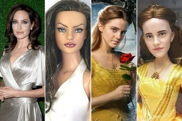Celebrity Dolls That Will Give You the Creeps