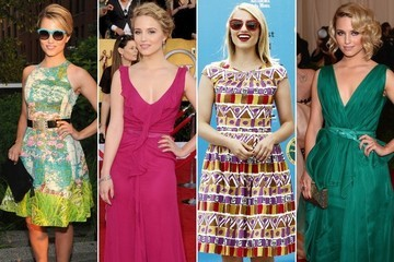 Dianna Agron's Best Looks Ever