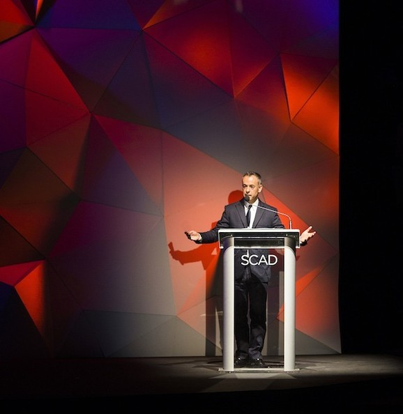 Francisco Costa Honored With Andre Leon Talley Lifetime Achievement Award at SCAD