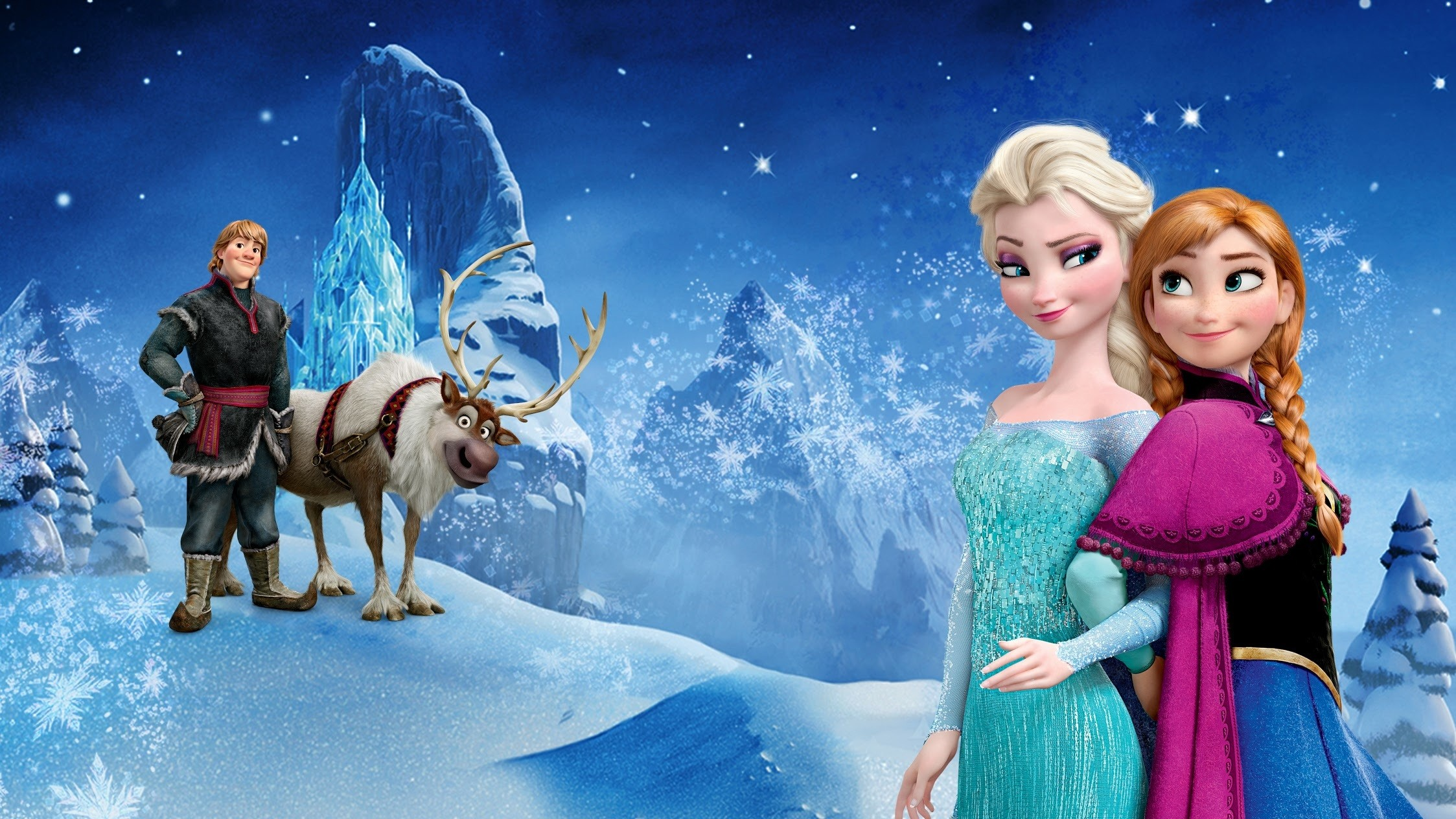 in the original plot of frozen elsa was a villain because some
