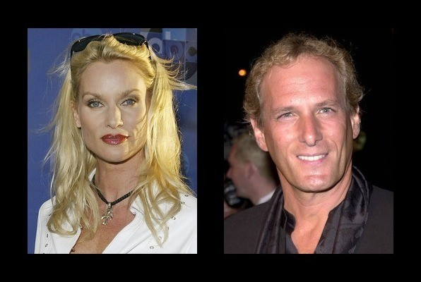 Nicollette Sheridan dated