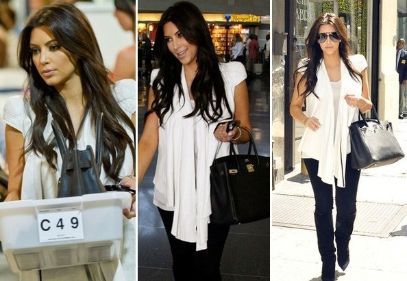 Kim Kardashian Flies 11 Hours for a 3 Hour Gown Fitting with Vera Wang