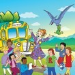 Ms. Frizzle & Her Third Grade Class, 'The Magic School Bus'