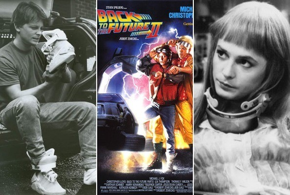 Michael j Fox Back to The Future Images Michael j Fox 'back to The