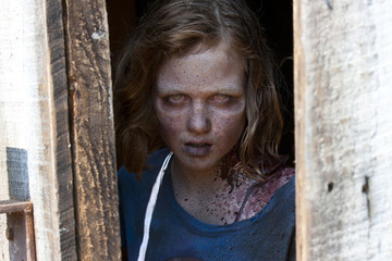 Can You Name 'The Walking Dead' Character from Their Zombie Version?