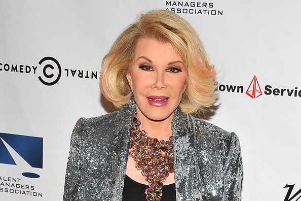 A Decade of Joan Rivers Looking Fabulous