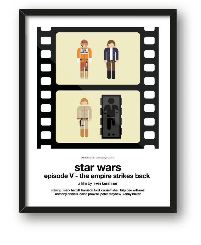 These Two-Frame Movie Posters Would Look Great on Your Wall - Zimbio ...