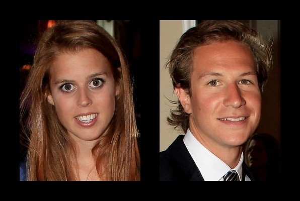 Princess Beatrice is dating Dave Clark