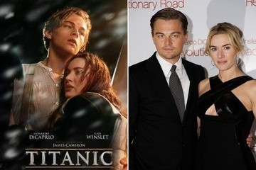 Then and Now - The Cast of 'Titanic'