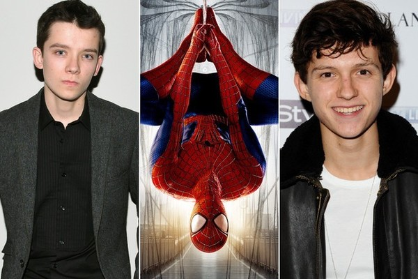 Your Next Spider-Man Will Be...