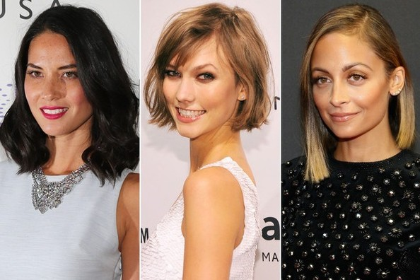 In the Market for a New Haircut? Try a Blunt Bob!