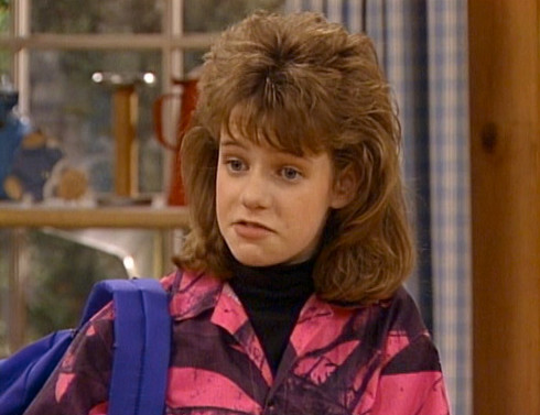 Kimmy Gibbler from 'Full House'