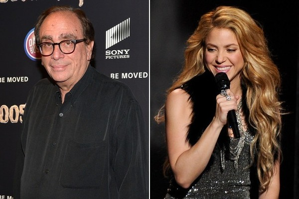 Why R.L. Stine Sent That Viral Shakira Tweet Into The World This Weekend
