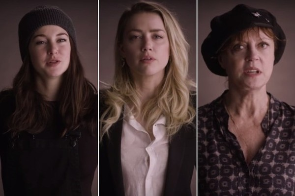 Amber Heard, Shailene Woodley & Other Stars Partner With Funny or Die to Expose Trump's 'Alternative Constitution'