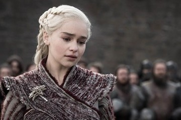 Daenerys Fought For Eight Seasons Only To Succumb To Her Mental Illness, And It's A Shame