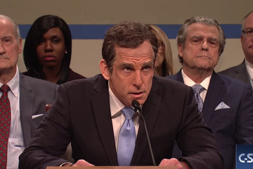 Ben Stiller Mocks Michael Cohen's Testimony On 'SNL'
