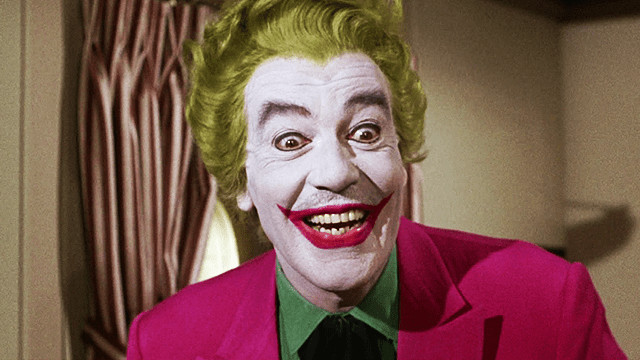 Cesar Romero Batman (TV)(1966)