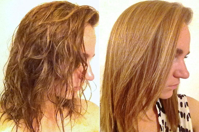 Kiss Straightener Uses Silicone to Tame Frizzy Hair: Photo Evidence!