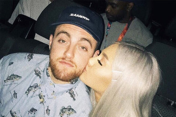 Ariana Grande Pays Tribute To Her Late Ex-Boyfriend, Mac Miller, With A Touching Photo