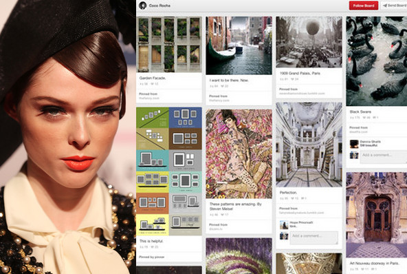 7 Celebrities You Should Be Following on Pinterest