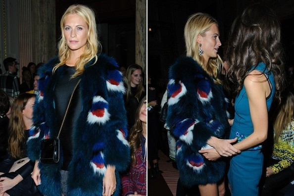 #TBT: Poppy Delevingne at London Fashion Week