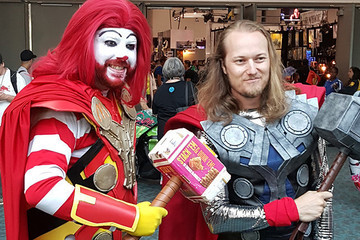 80 of the Most Awesome Costumes from San Diego Comic-Con