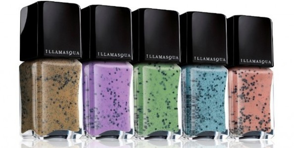Trendspotting: Speckled Pastel Nail Polish