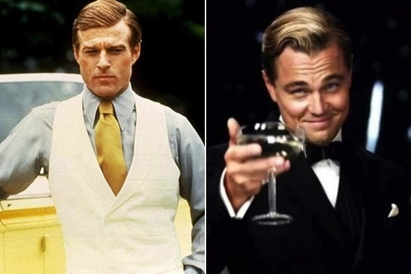 Robert Redford Great Gatsby Of the great gatsby,